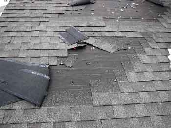 How To Identify Damaged Or Compromised Asphalt Shingle Roofing