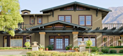 Best Exterior Paint Colors 2013 Trends