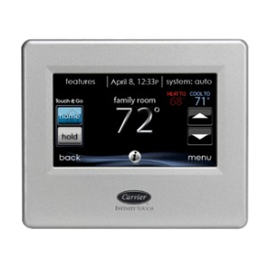 honeywell vs carrier prices pros and cons a smart thermostat guide. Black Bedroom Furniture Sets. Home Design Ideas