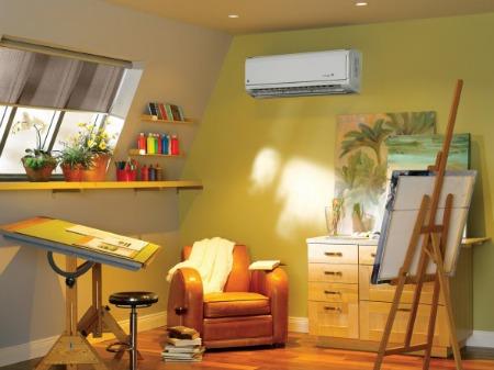 lennox mini split. ge vs lennox air conditioners. shown here is a mini-split ac unit mini split