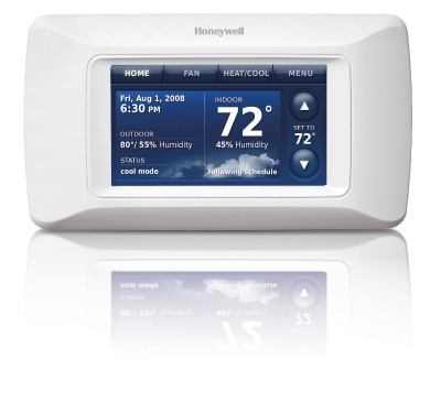honeywell smart thermostat installation guide