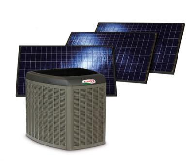 Dave Lennox Elite Series XC16 Central Air Conditioner