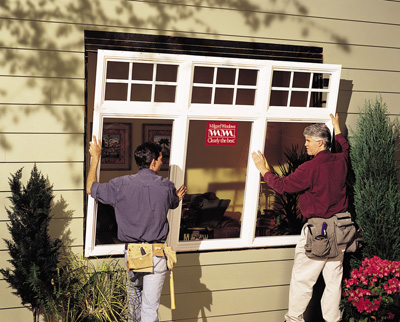 Anderson Windows Andersen Windows 400 Series Frenchwood