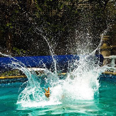 Pool Splash