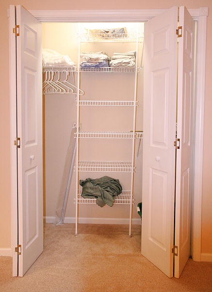 Add Closets To Your Home