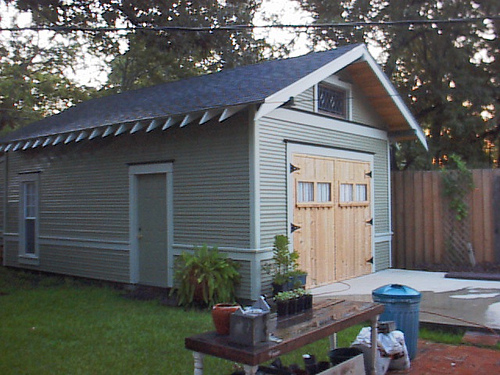 Wood building garages cost pdf plans for Garage building cost
