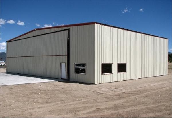 Quality Metal Garage : Prefabricated metal garages and garage kits an