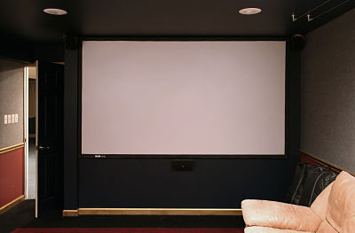 Convert A Garage Into A Home Theater