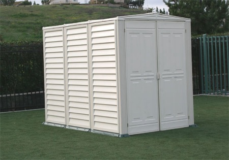 Lifetime shed vs rubbermaid jobs