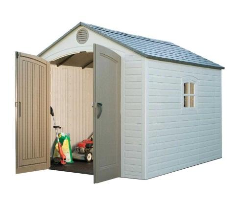Prefabricated vinyl outdoor storage buildings comparison for Prefab outdoor sheds