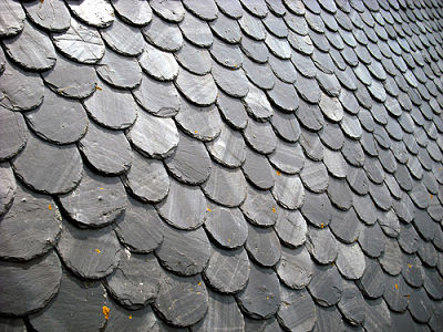 Aluminum Roofing Vs Natural Slate Roofing
