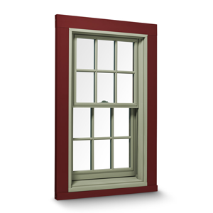 Double hung window for Double hung window