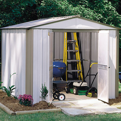 Prefabricated Metal Outdoor Storage Buildings An Overview
