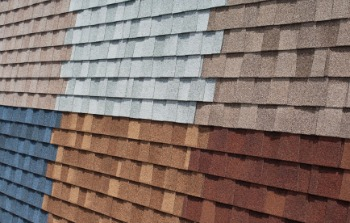 Asphalt composition shingles are just one type of roofing styles.