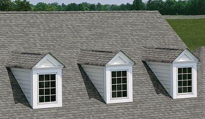 Green Eco Friendly Vs Interlocking Asphalt Roofing Shingles