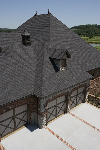 Owens Corning Vs Gaf Asphalt Hip And Ridge Shingles