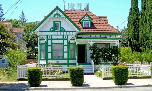 Best exterior paint colors: 2013 trends