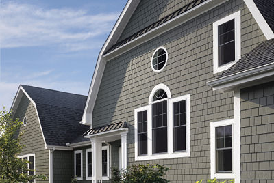 CertainTeed fiber cement siding is just one of the siding types for you to consider when searching for house siding. Siding prices for fiber cement siding are the middle of the road.