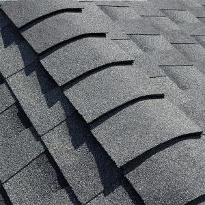 how to cut architectural shingles for ridge cap