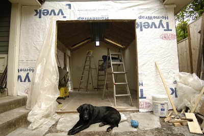 Garage Remodeling For A Cognitive Disability