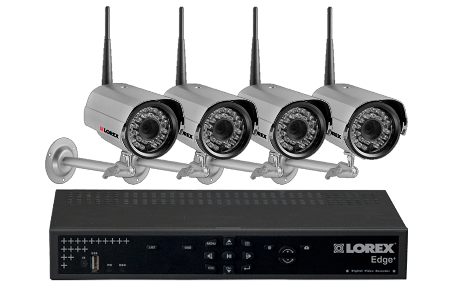 lorex wireless security cameras pros cons and costs - Security Camera Installation Cost