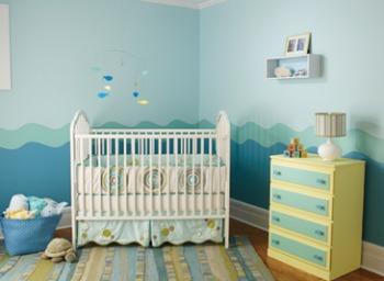 low voc paint for nurseries 5 top brands. Black Bedroom Furniture Sets. Home Design Ideas