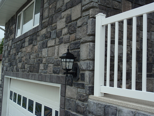 How To Install Stone Siding On Your House