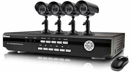 Swann vs Lorex wireless surveillance cameras