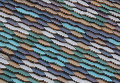 Traditional Tile Roofing Vs Composite By Nozoomii On Flickr