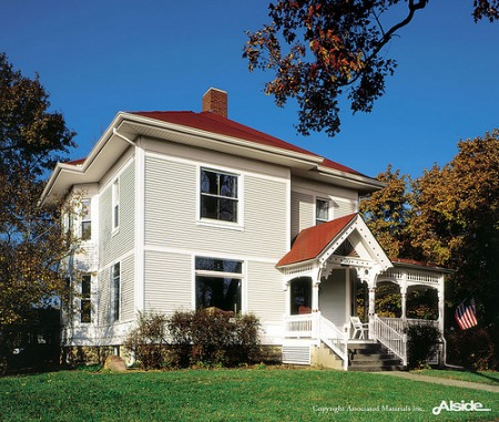 Consider other materials too when comparing vinyl siding prices.