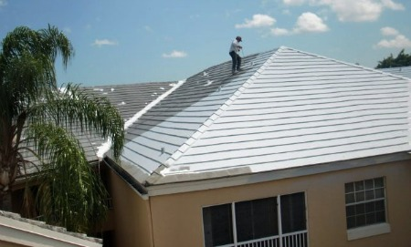 White Reflective Roofing What You Need To Know