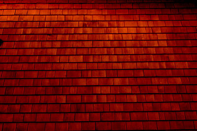 Wood Shake Roofing By Jösé On Flickr.