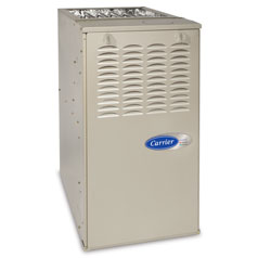 80000 btu furnace carrier