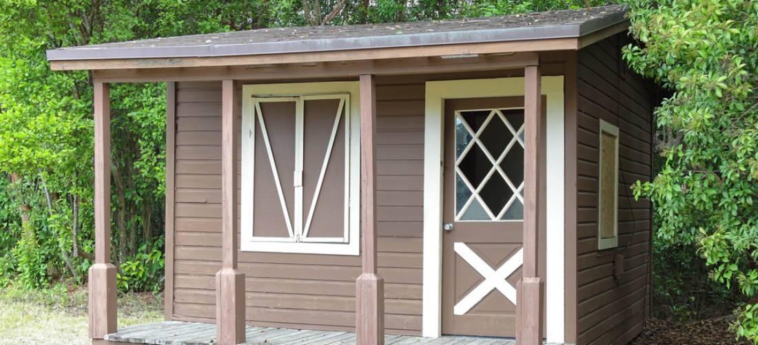 Prefabricated Vinyl Outdoor Storage Buildings Retailers