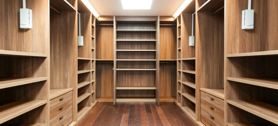 Closet Kits And Prefabricated Closets An Overview Of