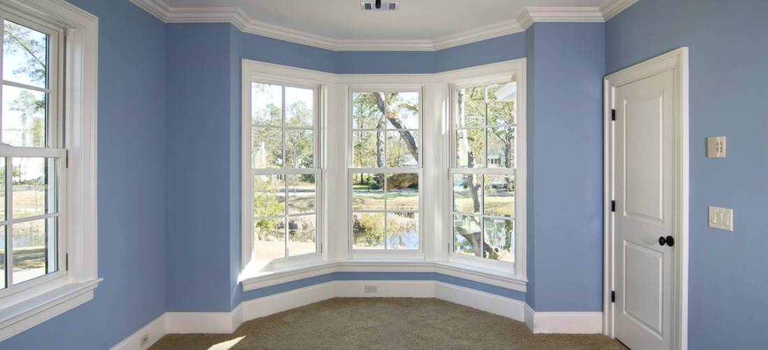 complementary casement windows