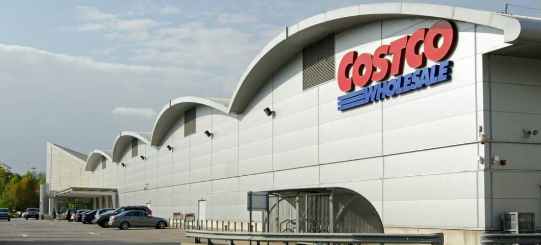 Costco Composite Storage Buildings