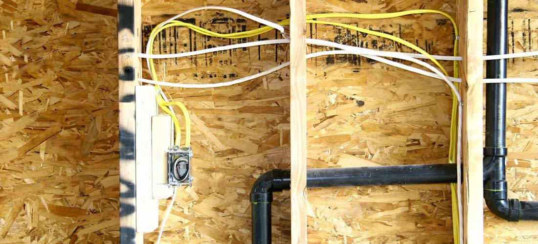 Replace the old wiring in your home | QualitySmith